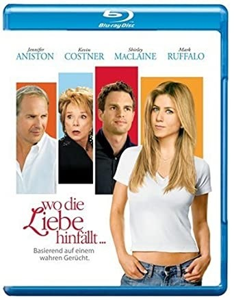 Wo die Liebe hinfällt... (Blu-ray)