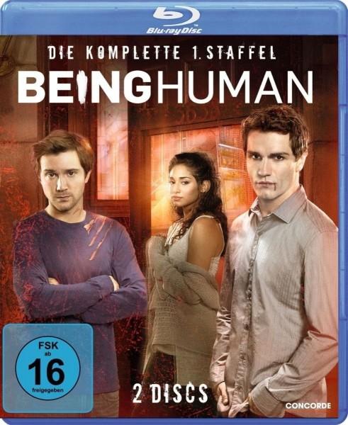 Being Human: Die komplette 1. Staffel