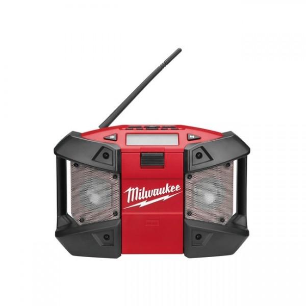 Milwaukee C12JSR -0 Netz-/Akku-Radio für 12V Akkusystem