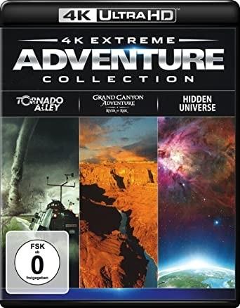4K Extreme Adventure Collection (Deutscher Untertitel)