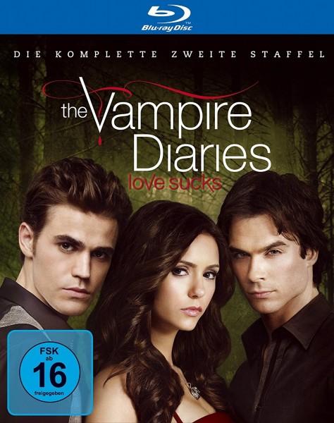 The Vampire Diaries - Die komplette 2. Staffel (Blu-ray)