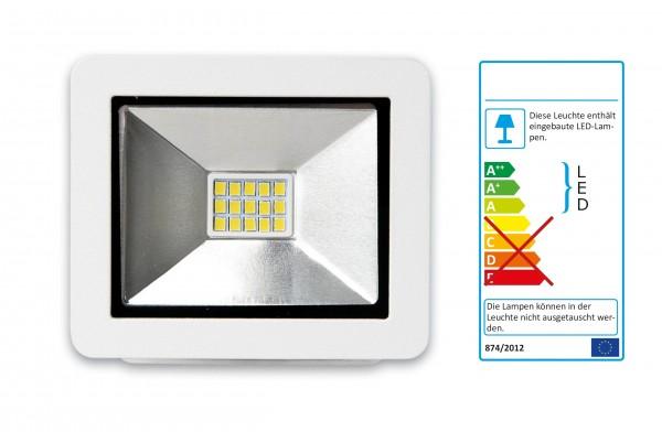 LEDmaxx Design LED Fluter 10W Warmweiß 3000K IP65