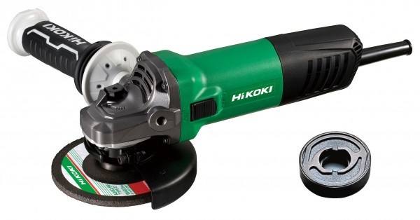 Hikoki G13SW Winkelschleifer 125mm inkl. Turboflansch