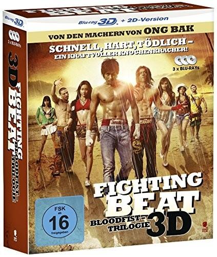 Fighting Beat 1-3 (3x Blu-ray 3D+2D Version)