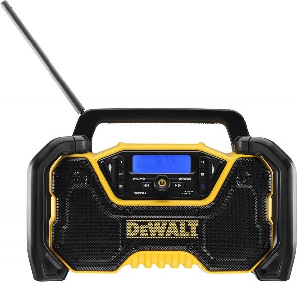 DeWalt DCR029 Akku- und Netz-Radio (DAB+/Bluetooth) ohne Ladefunktion