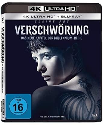 Verschwörung (4K+Blu-ray) Claire Foy