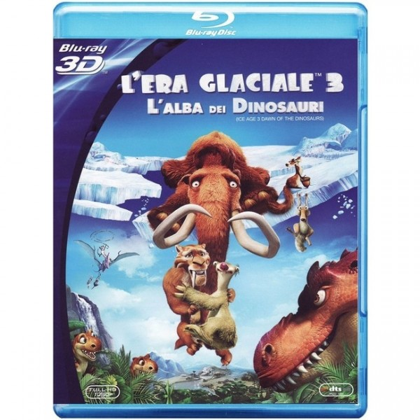 Ice Age 3 (3D-Blu-ray) Deutscher Ton