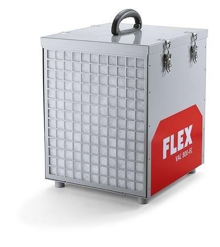 FLEX Bau-Luftreiniger Stabklasse M VAC 800-EC