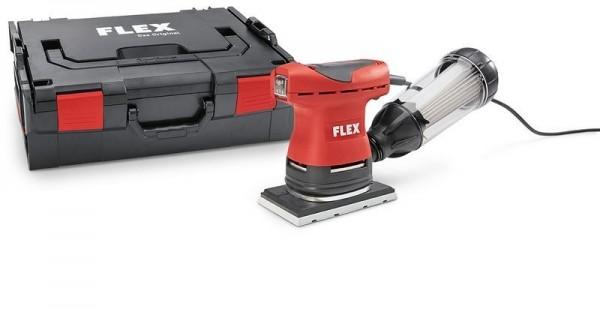 FLEX Schwingschleifer mit Drehzahlregelung OSE 80-2 Set in L-Boxx 230/CEE