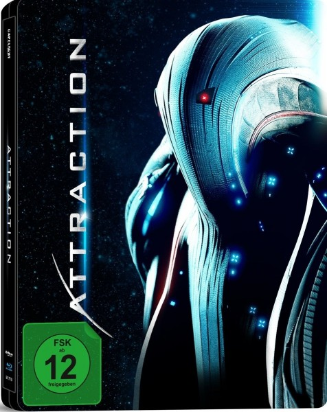 Attraction [Blu-ray 3D +2D] Limited Steelbook Edition