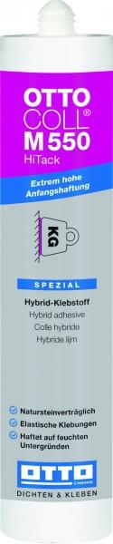OTTOCOLL M550 HITACK 310ml C01/weiß Hybrid-Klebstoff mit extreme Anfangshaftung