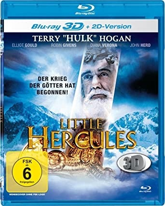 Little Hercules (3D Blu-ray+2D Blu-ray)