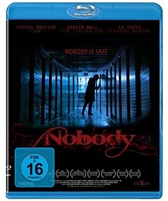 I am Nobody (Blu-ray)
