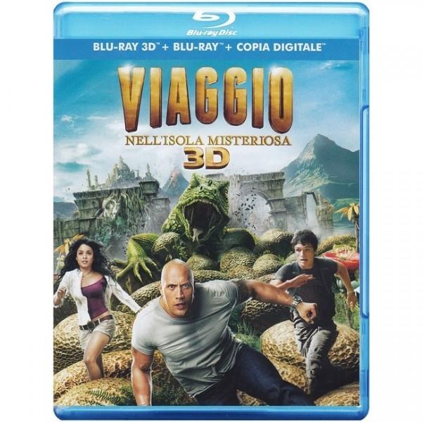 Die Reise zur geheimnisvollen Insel (Blu-ray 3D+2D) Ital. (Deutscher Ton)