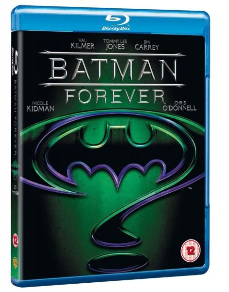 Batman Forever (Blu-ray) Deutscher Ton