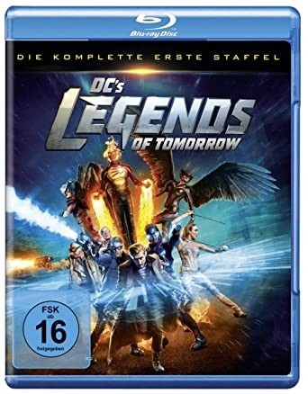 DC´s Legends of Tomorrow: Die komplette 1.Staffel (Blu-ray)