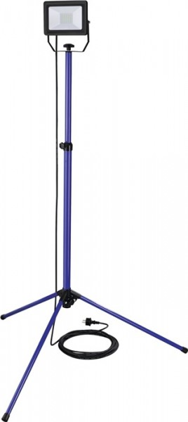 Promat LED-Strahler 30W mit Stativ 2200 lm 7,5 m H07RN-F 3x1 mm² IP65