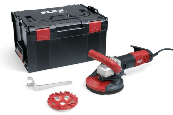 FLEX Kompakter Sanierungsschleifer LD 16-8 125 R Kit E-Jet in L-Boxx