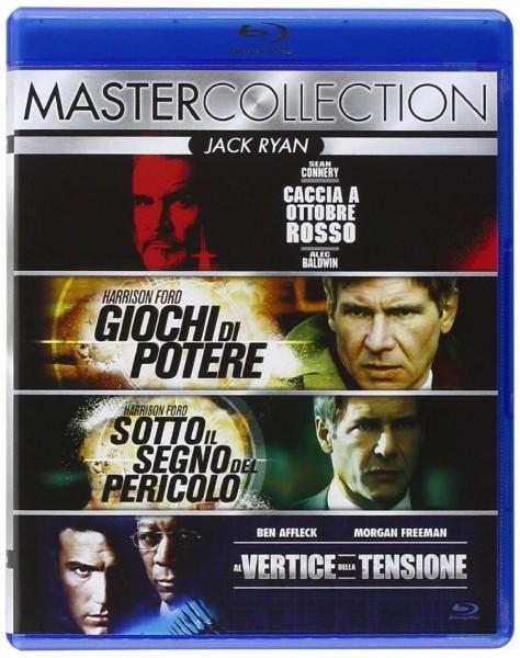 Jack Ryan Collection (Blu-ray) Deutscher Ton