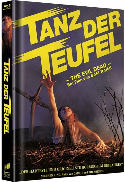 Tanz der Teufel (Blu-ray) *Mediabook* 3-Disc Limited Edition UNCUT