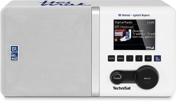 TechniSat DigitRadio 300 BR Heimat Edition weiß