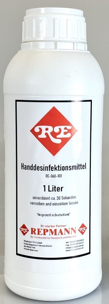 Handdesinfektionsmittel 1 Liter *Made in Germany*