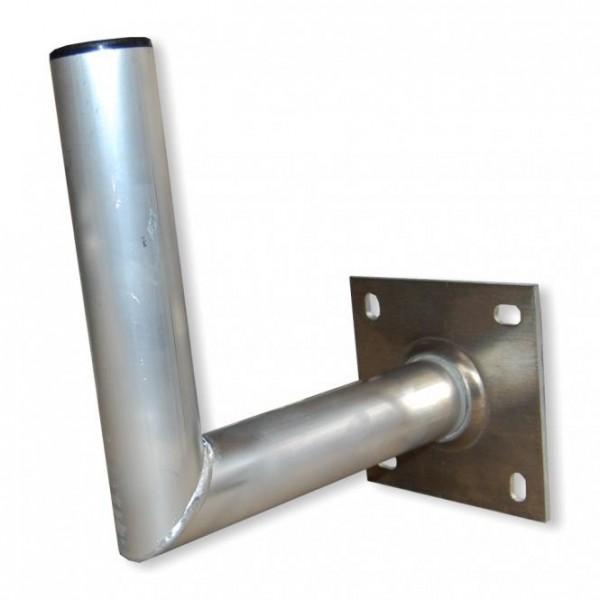 Alu Wandhalter 25cm (250mm) für Sat-Spiegel