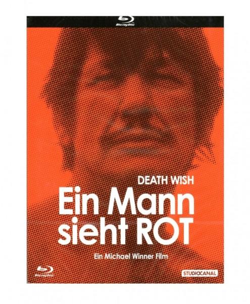 Ein Mann sieht rot (Blu-ray)
