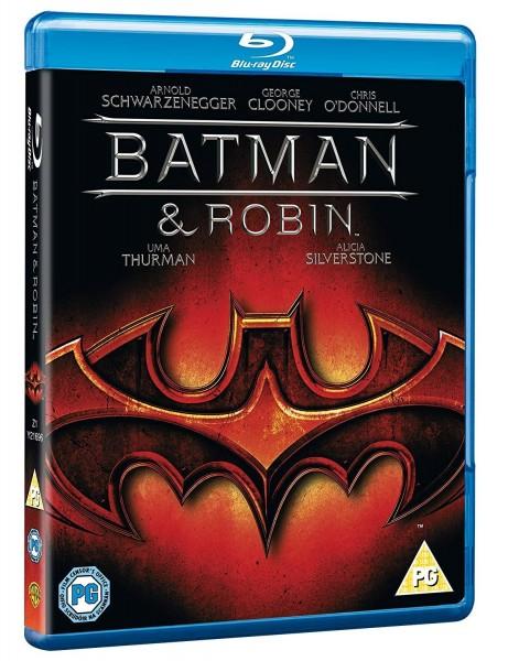 Batman & Robin (Blu-ray) Deutscher Ton
