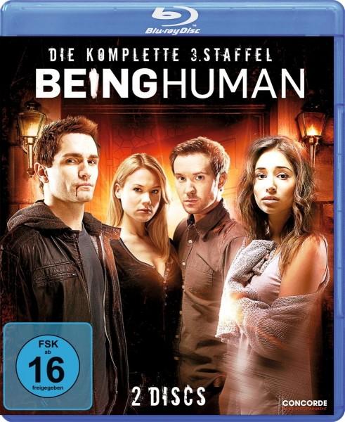 Being Human: Die komplette 3. Staffel