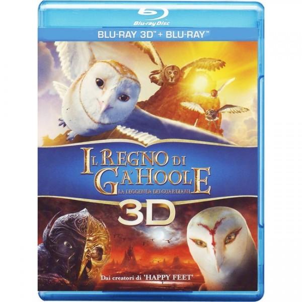 Die Legende der Wächter (Blu-ray 3D+2D) Deutscher Ton