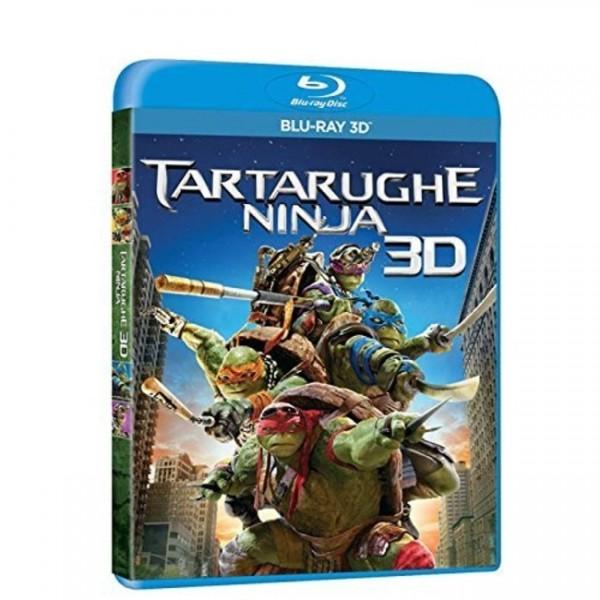 Teenage Mutant Ninja Turtles (Blu-ray 3D+2D) Deutscher Ton