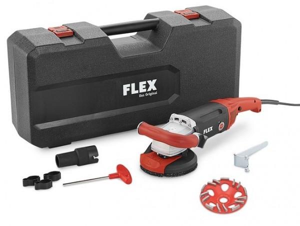 FLEX Kraftvoller 1800 Watt Sanierungsschleifer LD 18-7 125 R Kit E-Jet