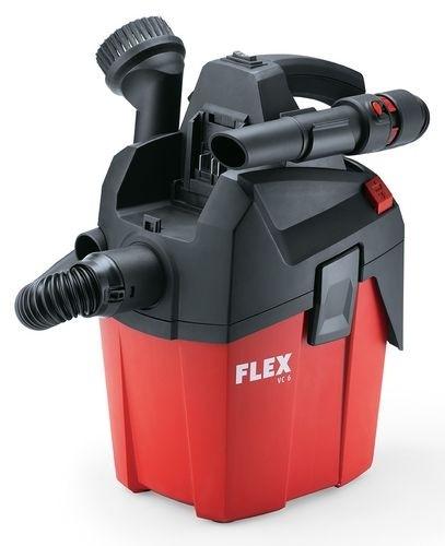FLEX 18V Akku-Kompakt-Sauger VC6 LMC 18.0 Solo 481491