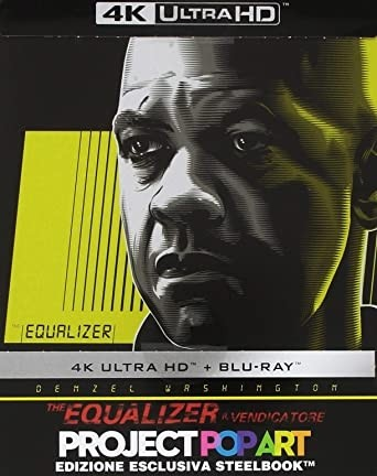 The Equalizer (4K Ultra HD+Blu-ray) 4K Deutscher Ton