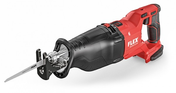 FLEX Akku-Säbelsäge RSP DW18.0-ECC Solo/Karton18V Bürstenlos/Pendelhub