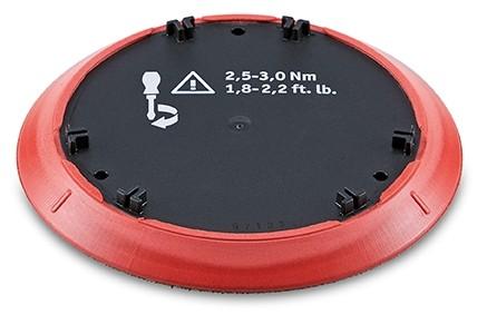 FLEX Spezial Klett-Teller gedämpft BP-M/R D150 XCE/XFE