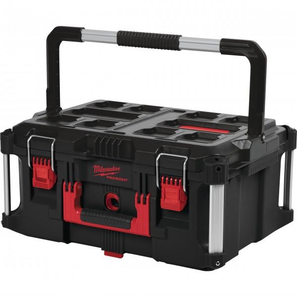 Milwaukee PACKOUT Transport-Koffer/Aufbewahrungsbox groß 560 x 410 x 290 mm