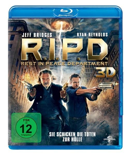 R.I.P.D. (3D Blu-ray)