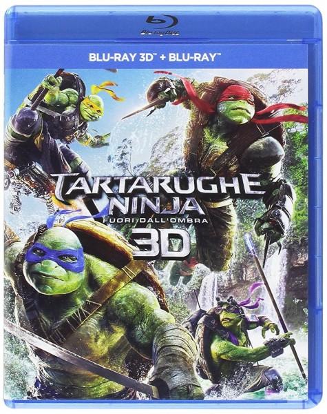 Teenage Mutant Ninja Turtles 2-Out of the woods (Blu-ray 3D+2D) Deutscher Ton