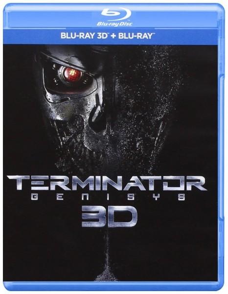 Terminator Genisys (Blu-ray 3D+2D) Deutscher Ton