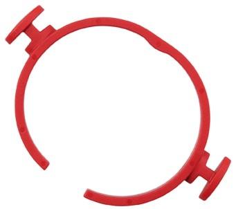 FLEX Clip-Schnellspannring rot SH-FC 32