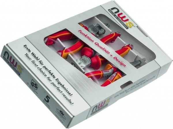 NWS Zangensatz VDE 3-teilig 782 (bis 1000V)