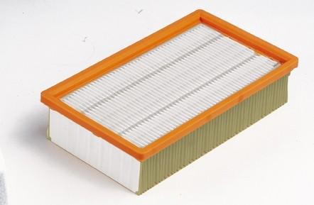 FLEX Flachfaltenfilter FE VCE 45 H HEPA 14