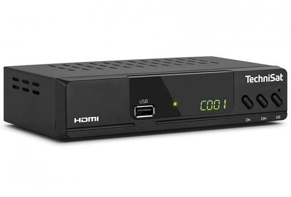 TechniSat Digital Kabel-Receiver, HD-C 232 schwarz