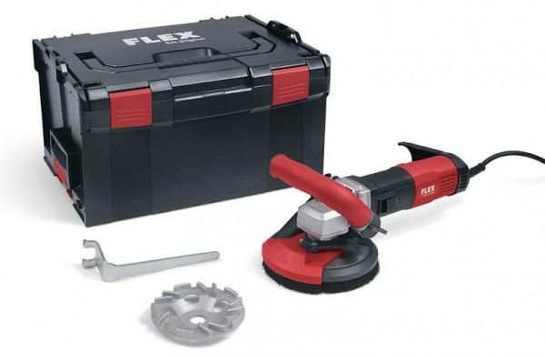 FLEX Sanierungsschleifer mit variabler Drehzahl LDE 16-8 125 R Kit TH-Jet L-Boxx