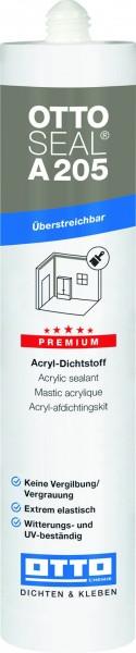 OTTOSEAL A 205 310ML C01 weiss Premium-Acryl bis 18% elastisch
