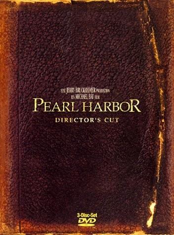 Pearl Harbor - Director´s Cut (3 DVDs)