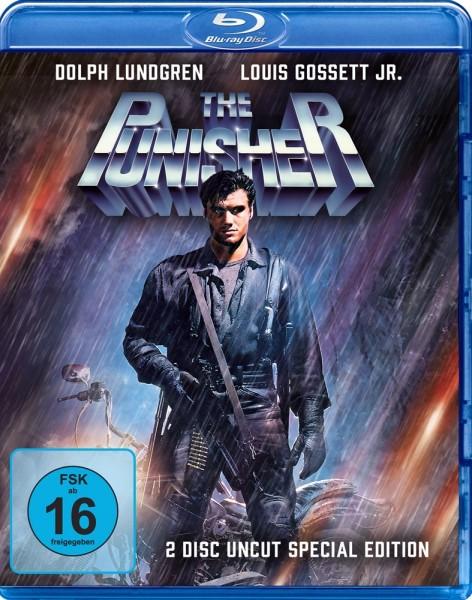 The Punisher (Blu-ray+Bonus DVD) *2-Disc UNCUT Special-Edition* Dolph Lundgren