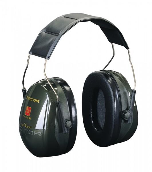 3M Gehörschutz OPTIME II EN 352-1-3 SNR 31 dB stufenlose Einstellung